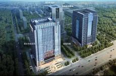 黄河文化创展中心大厦