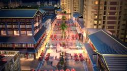 九江三马路茶文化旅游商业街(一期)