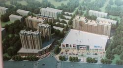 鹏湖商贸文化广场二期